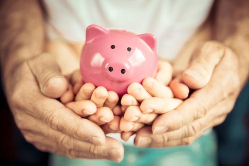 初めての子育て、お金はかかる